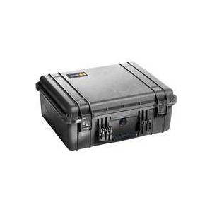 Pelican 1550 Watertight Hard Case with Foam Insert - Black