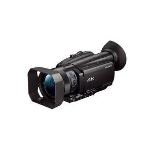 "Sony FDR-AX700 4K Handycam Camcorder with 1"" Sensor"