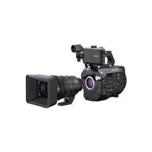 Sony PXW-FS7 II 4K XDCAM Super 35 Camcorder Kit with 18-110mm Zoom Lens