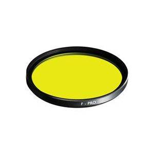 B&W 62mm #022 Multi Coated Glass Filter - Medium Yellow #8