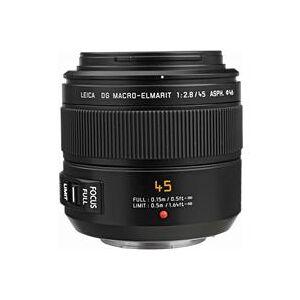 Panasonic Lumix G Leica DG Macro-Elmarit 45mm f/2.8 Aspherical Mega O.I.S. Lens for Micro Four Thirds