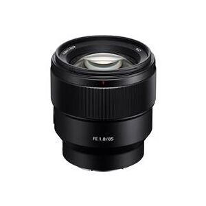 Sony FE 85mm F1.8 E-Mount Lens