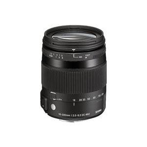 Sigma 18-200mm f/3.5-6.3 DC Macro OS HSM Lens for Nikon DSLRs