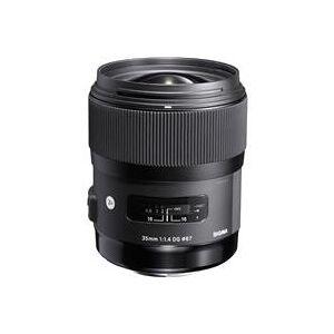 Sigma 35mm f/1.4 DG HSM ART Lens for Pentax DSLR Cameras - USA Warranty