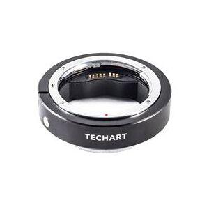 Techart PRO Canon EF Lens to Fujifilm GFX Camera Autofocus Smart Adapter