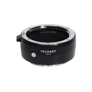 Techart PRO Autofocus Adapter for Canon EF Mount Lens to Nikon Z Mount Camera