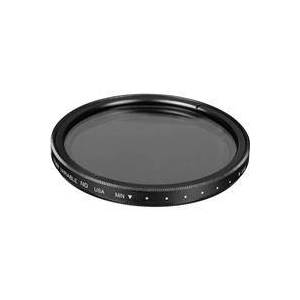Tiffen 82mm Variable Neutral Density (ND) Filter - 2 to 8 Stop Light Control