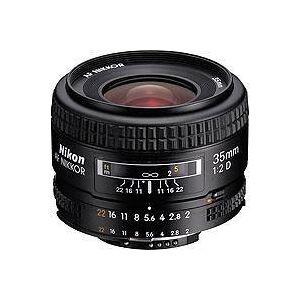 Nikon 35mm f/2D AF Nikkor Lens