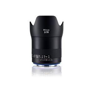 Zeiss Milvus 35mm f/2.0 ZE Lens for Canon EF