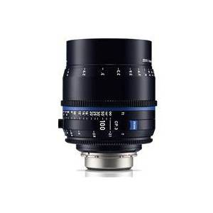 Zeiss 100mm T2.1 CP.3 Compact Prime Cine Lens (Metric) CF Nikon F Mount