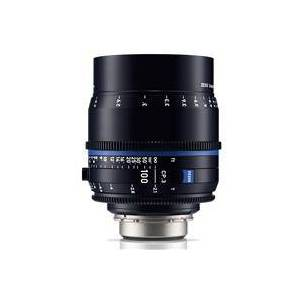 Zeiss 100mm T2.1 CP.3 Compact Prime Cine Lens (Metric) CF Canon EF EOS Mount