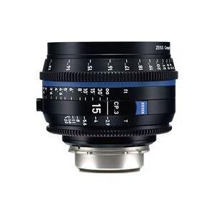 Zeiss 15mm T2.9 CP.3 Compact Prime Cine Lens (Metric) Nikon F Mount