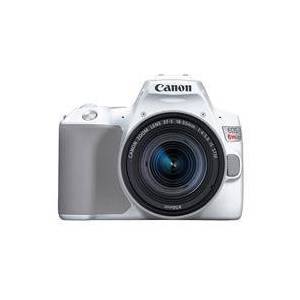 Canon EOS Rebel SL3 DSLR Camera with EF-S 18-55mm f/4-5.6 IS STM Lens - White