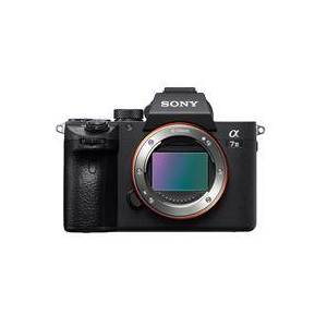 Sony Alpha a7 III 24MP UHD 4K Mirrorless Digital Camera (Body Only)