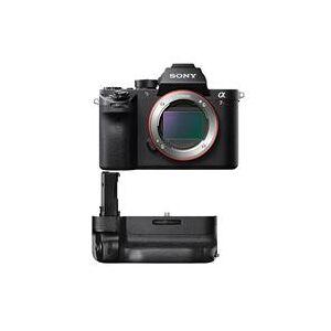 Sony a7R II Alpha Full Frame Mirrorless Digital Camera Body - Bundle With Sony Vertical Grip