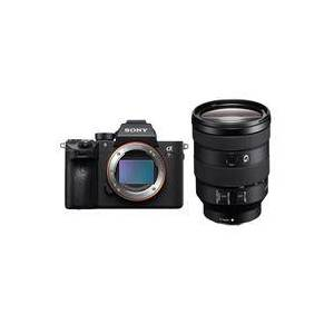 Sony a7R III Mirrorless Digital Camera Body - With Sony FE 24-105mm f/4 G OSS E-Mount Lens