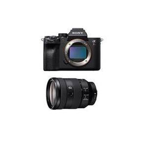 Sony a7R IV Mirrorless Digital Camera Body - With Sony FE 24-105mm f/4 G OSS E-Mount Lens