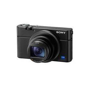 Sony Cyber-shot DSC-RX100 VI Digital Camera with 24-200mm F2.8 - F4.5 ZEISS Vario-Sonnar T* Zoom Lens