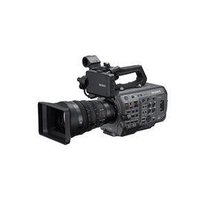 Sony PXW-FX9 XDCAM Full-Frame Camera System with FE PZ 28-135mm f/4 G OSS Lens