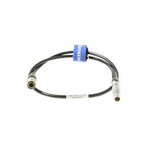 """Chrosziel 23.6"""" Lemo 0B 9-Pin to Sony F5/F55 Hirose 4-Pin Start/Stop Cable for MagNum Camera and Lens Remote Control"""