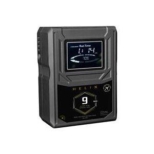 Core SWX Helix 9 Mini 3-Stud Dual Voltage (14v/28v) Output 98wh 14.8V Gold-Mount Hi-Draw Li-ion Battery Brick