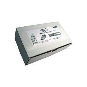 Platinum Tools EZ-RJ45 Convenience Pack with Crimp Tool and 50x Cat5/5e Connectors (Clamshell)