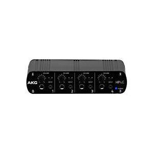 AKG Acoustics HP4E 4-Channel Headphone Amplifier