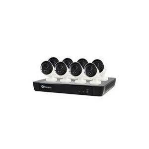 Swann 16-Channel 4K UHD 2TB Security System with 8 5MP Bullet Cameras