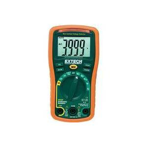 Extech EX330 12 Function Auto Ranging Mini MultiMeter with Non-Contact Voltage Detector