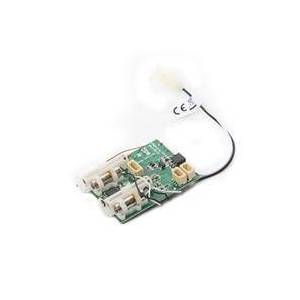 Spektrum AS6410L DSMX 6-Channel Ultra Micro AS3X Receiver with ESC