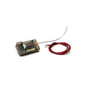 Spektrum SR6100AT 6-Channel AVC/Telemetry Surface Receiver