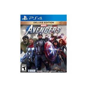 Square Enix Inc. Marvel's Avengers Deluxe for Playstation 4