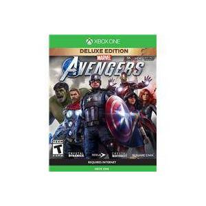 Square Enix Inc. Marvel's Avengers Deluxe for Xbox One