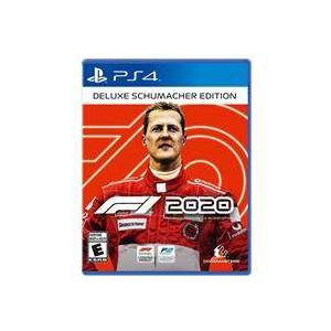 THQ/Nordic F1 2020 Deluxe Schumacher Edition for PlayStation 4