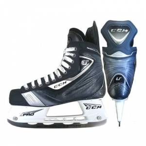 CCM U+ Shock LE Hockey Skate- Jr