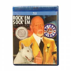Video Service Corp Don Cherry's Rock'Em Sock'Em 25th Anniversary Blue Ray