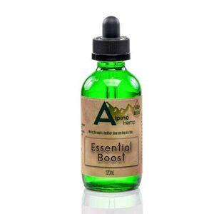 Alpine Hemp Essential Boost CBD Tincture