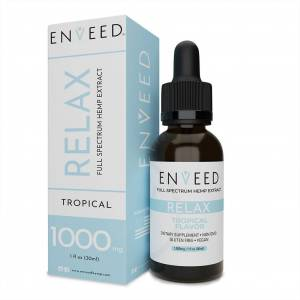 Enveed Relax CBD Oil Tincture