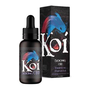 Koi Tropical Popsicle CBD Oil