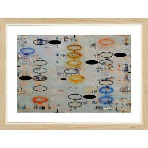 "NW Art Arcanum 13 - Color: Multicolor - Size: 37.9"" x 55"" - Arcanum13-23"