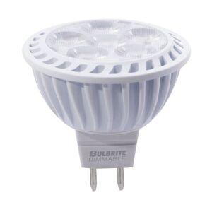 Bulbrite 7.7W 12V MR16 GU5.3 LED 25 Deg. 3000K Bulb - 771091