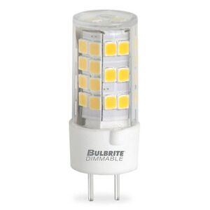 Bulbrite 5W 12V T7 GY6.35 Clear LED Bulb - 770625