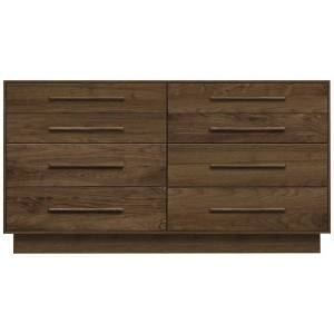 Copeland Furniture Moduluxe 35-Inch 8 Drawer Dresser - Color: Wood tones - 2-MOD-80-04