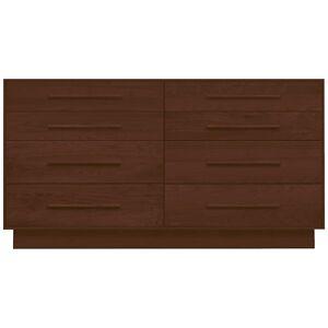 Copeland Furniture Moduluxe 35-Inch 8 Drawer Dresser - Color: Wood tones - 2-MOD-80-33