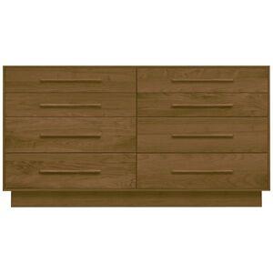 Copeland Furniture Moduluxe 35-Inch 8 Drawer Dresser - Color: Wood tones - 2-MOD-80-43