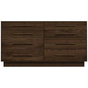 Copeland Furniture Moduluxe 35-Inch 8 Drawer Dresser - Color: Wood tones - 2-MOD-80-41