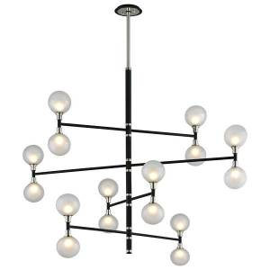 Troy Lighting Andromeda Chandelier - Color: White - Size: 16 light - F4827