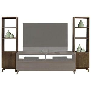 Copeland Furniture Catalina Bookcase - Color: Wood tones - 5-CAL-55-04
