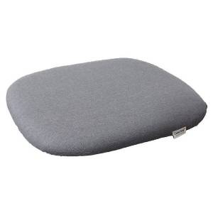Cane-line Peacock Seat Cushion for Chair - Color: Grey - 5454YSN95