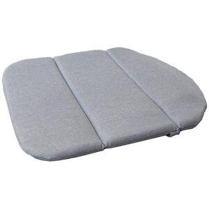 Cane-line Cushion for Lean Chair - Color: Grey - 5410YSN95